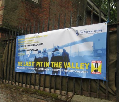 Click to view The Last Pit In The Valley Exhibition Salford