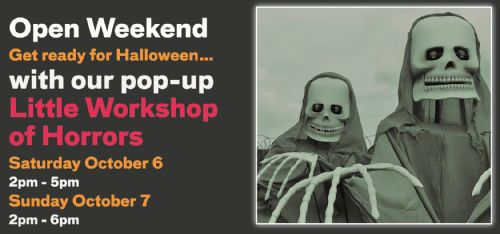 Click to view Walk The Plank Little Workshop of Horrors