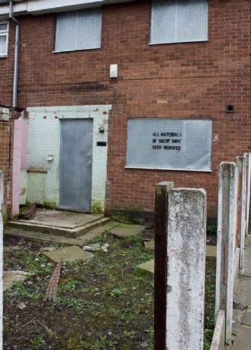 Click to view SALFORD WHIT LANE REGENERATION SHAMBLES