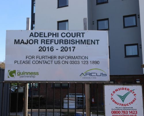 Click to view Adelphi Court Salford