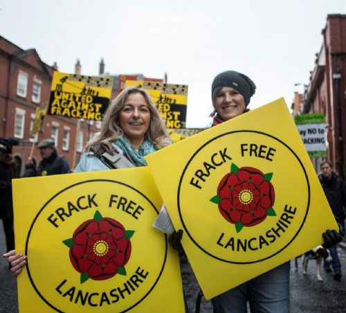 Click to view Don't Frack Lancs