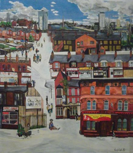 Click to view Nigel Walker Exhibition Salford
