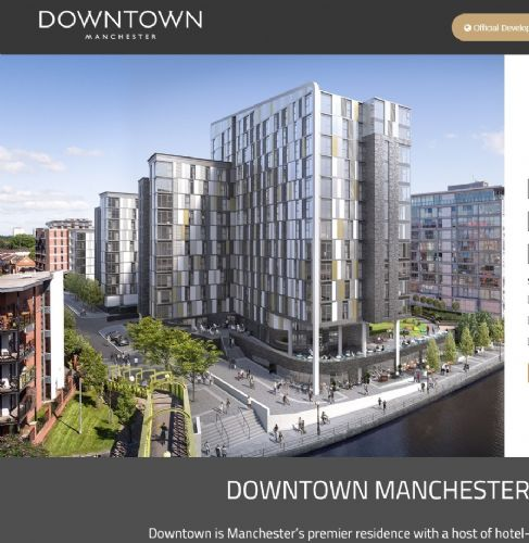 Click to view Downtown Manchester Wins Disappearing Salford Award