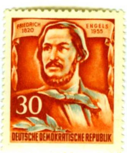 Click to view ENGELS STAMP