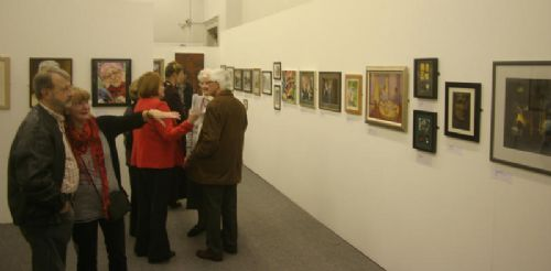 Click to view SALFORD ART CLUB ANNUAL EXHIBITION 2010