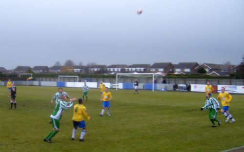 Click to view Garforth Town v Salford City