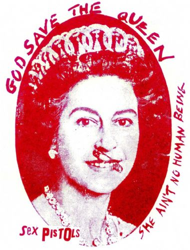 the sex pistols god save the queen single bnk in Oshawa