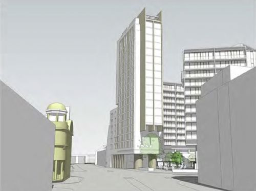 Click to view Gore Street development Salford