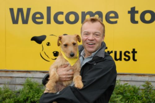 Click to view Graham Norton Against Puppy Farms