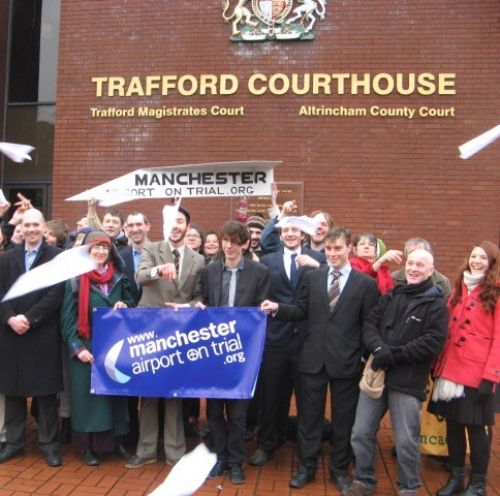 Manchester Boston Regional Airport Mht: MANCHESTER AIRPORT PROTEST TRIAL