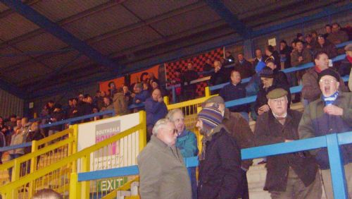 Click to view Halifax Town v Salford City