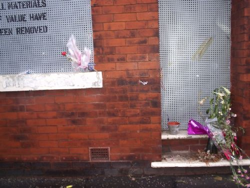 Click to view Salford Street Loss