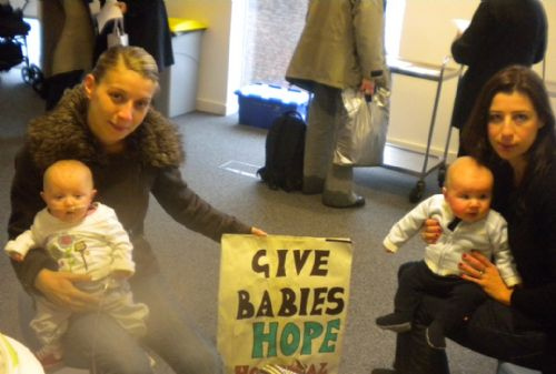 Click to view SALFORD BABY UNIT REPRIEVE