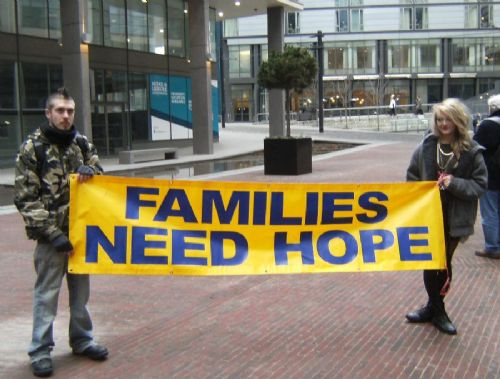 Click to view HOPE MATERNITY UNIT PROTEST