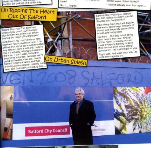 Click to view John Merry Interview Salford Star issue 7