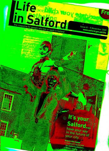 Click to view LIFE in Salford November 2009