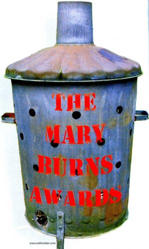 Click to view MARY BURNS AWARD