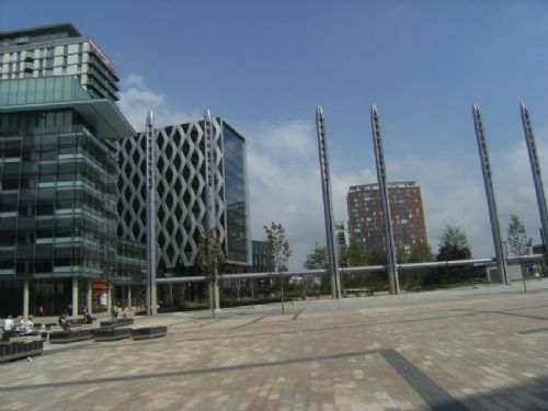 Click to view Salford £10million MediaCityUK Secret Fund