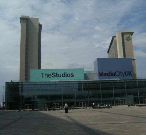 Click to view MediaCityUK