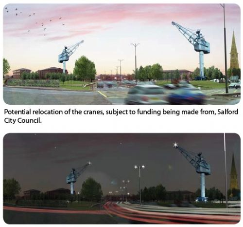 Click to view Salford Roundabout Plans