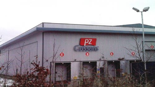 Click to view PZ Cussons Factory  Salford