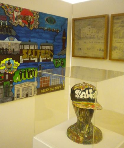 Click to view LIFTING THE LID EXHIBITION ORDSALL COMMUNITY ARTS