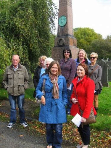Click to view Salford Cemeteries Tour