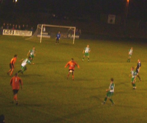Click to view Salford City v Blyth Spartans FA Cup