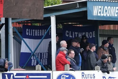 Click to view Clitheroe 4 Salford City 5