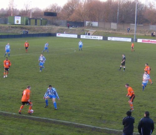 Click to view Salford City v Rossendale United