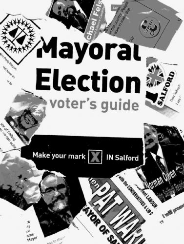 Click to view Salford Mayoral Election Booklet