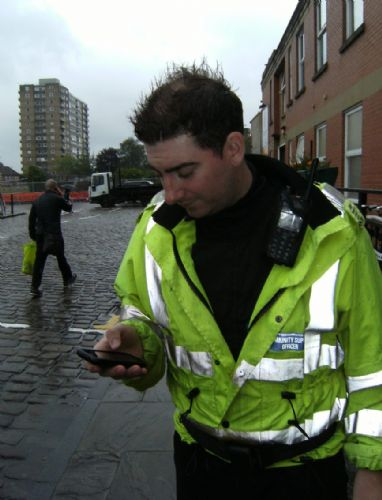 Click to view Salford Police Twitter