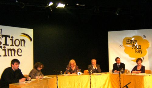 Click to view Salford Question Time