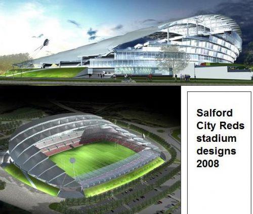 Salford City: SALFORD CITY REDS STADIUM
