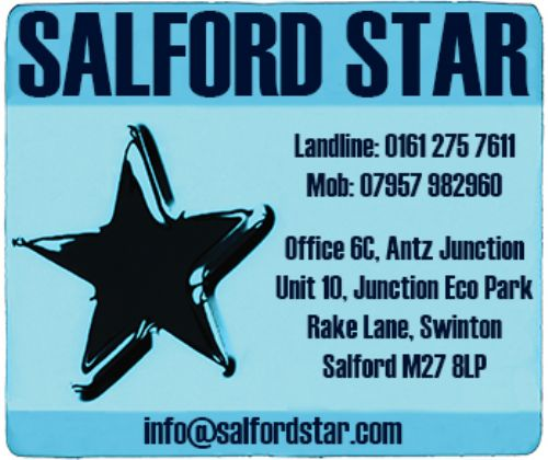 Click to view Salford Star Contact Details