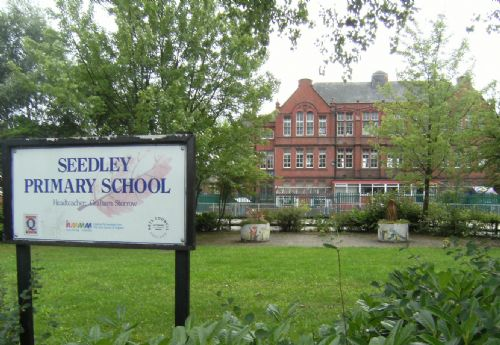 Click to view Seedley Primary School Closure