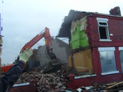 Click to view Bulldozing Salford