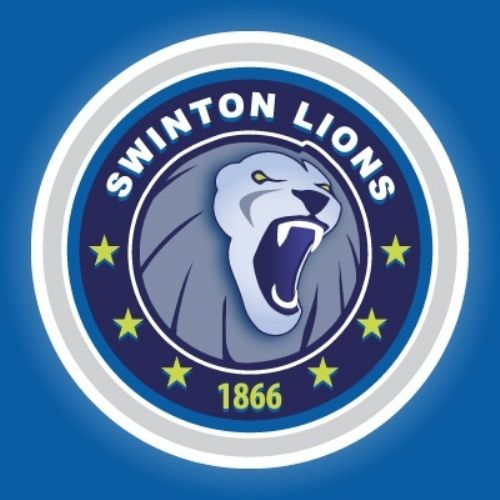 Click to view Swinton Lions RLFC old logo