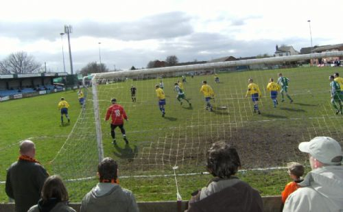 Click to view Warrington Town 1 Salford City 3