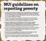 Reporting Poverty Guidelines