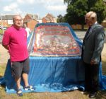 Agecroft Colliery Monument Unveiling