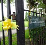 Alan Henning Memorial Garden Eccles
