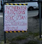 Peel Holdings Incinerator Protest Jan 2011