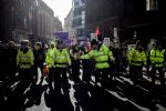 ANTI-EDL MARCH AND RALLY MANCHESTER