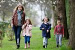 Ashley Jensen on Peppa Pig's Muddy Puddle Walk for Save the Children.