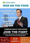 Say No To The Bedroom Tax