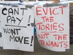Axe The Bedroom Tax Protest GMex