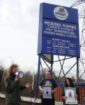 Boycott Dogs4Us Salford Protest