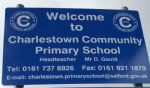 Charlestown Primary Sign