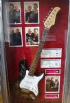 Stereophonics signed guitar